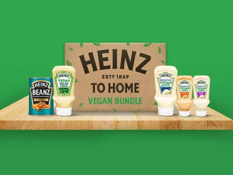 Heinz Vegan Delivery UK