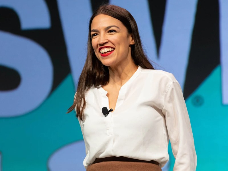 Alexandria Ocasio-Cortez Urged To Go Plant-Based After Ditching Meat For Lent