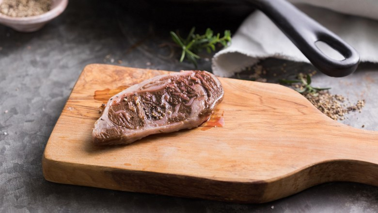 Startup Unveils 'World's First' Cell-Based Ribeye Steak Using 3D Printing