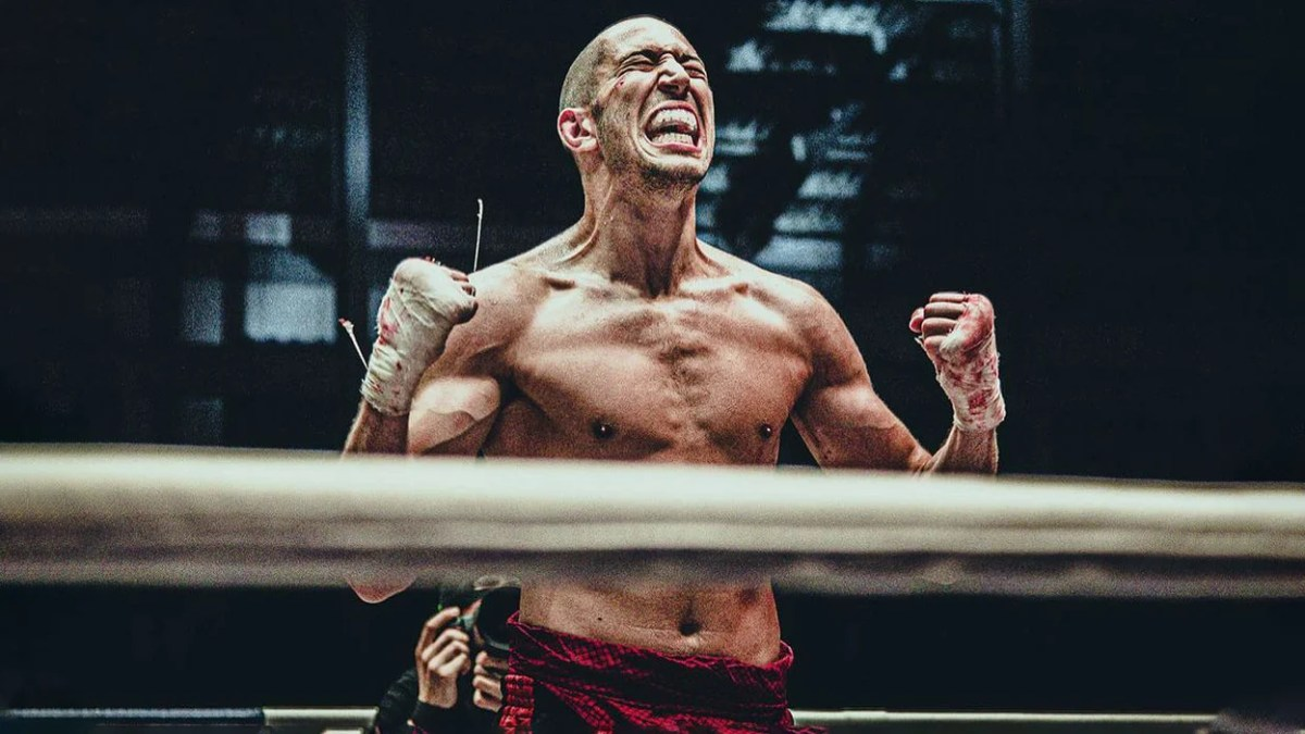 World Champion Lethwei Fighter Dave Leduc Says Being Vegan Is A Philosophy 'Not A Diet'