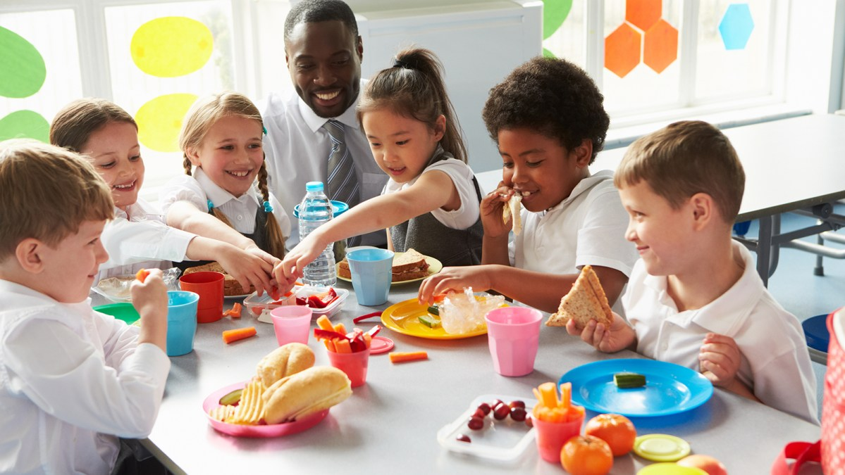 Politician Outraged After French School Ditches Meat: 'Stop Putting Ideology On Our Children's Plates'