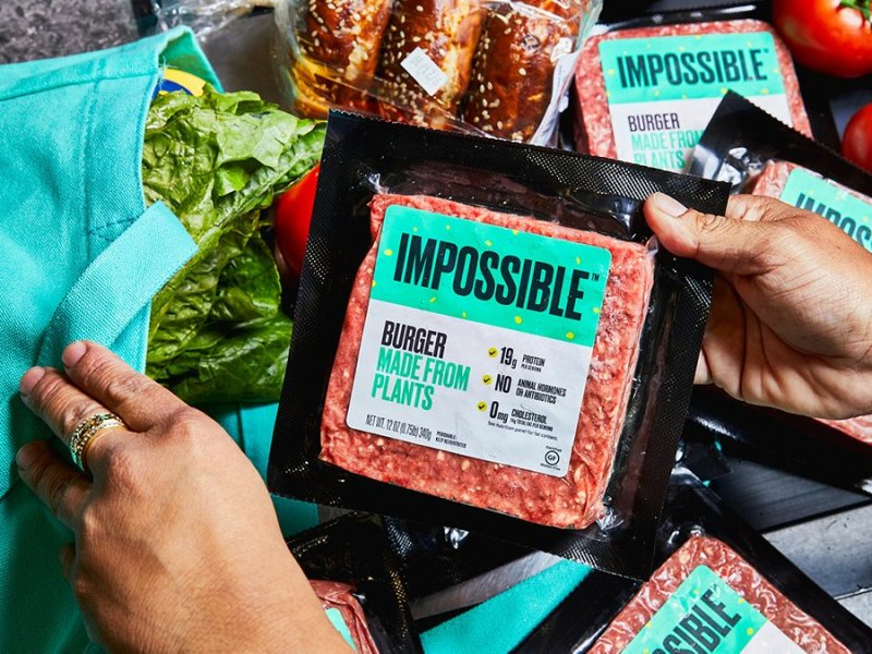 Is The Impossible Burger Healthy? And Is It Healthier Than Meat?