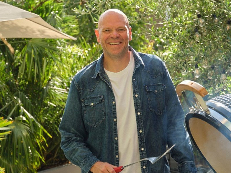 Michelin-starred chef Tom Kerridge will open a 'predominantly vegan' restaurant in Camden this summer, in a bid to encourage more people to try plant-based diets