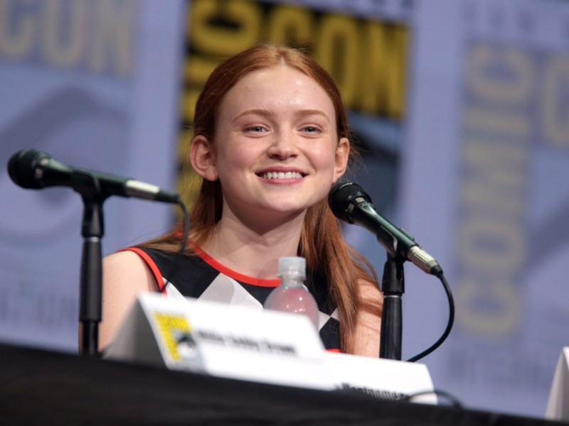 Actor Sadie Sink