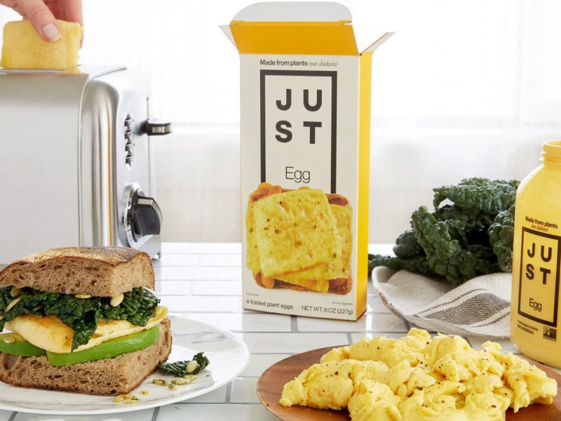 Eat Just Sells Vegan Equivalent Of 100 Million Eggs - Raises $200 Million In Latest Investment Round