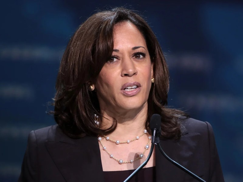 Vice President Kamala Harris Praised For Reducing Meat Consumption And 'Leading By Example'