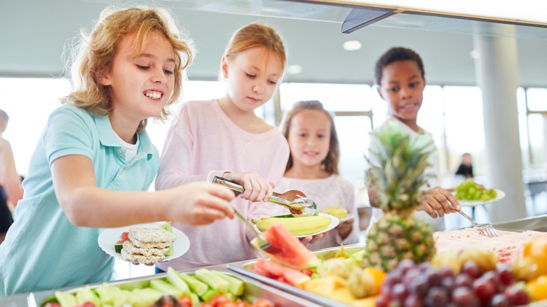 Nationwide Campaign Calls On UK Councils To Create 'Plant-Based Schools'