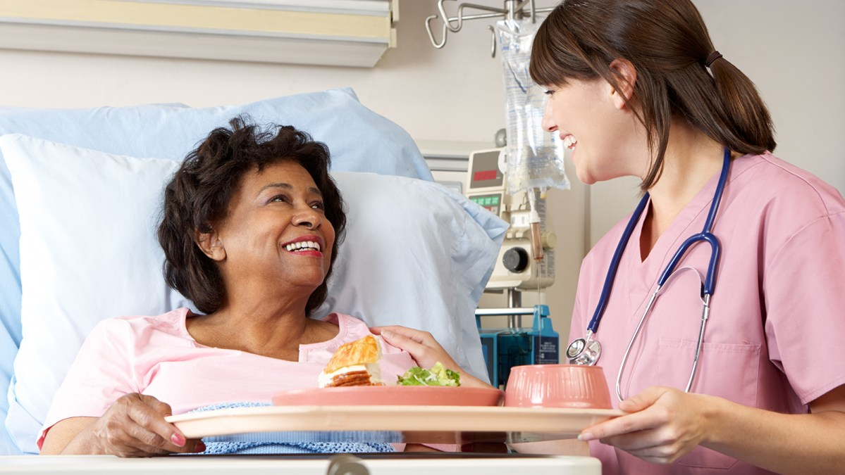 World's First Vegan Hospital Serves Patients Exclusively Plant-Based Foods