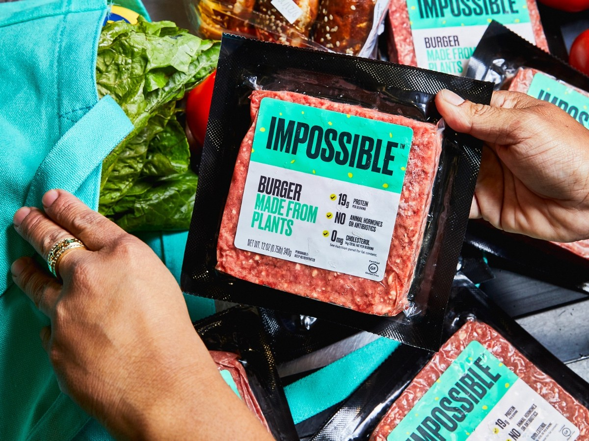 Impossible Foods Eyes $10 Billion IPO, Say Reports