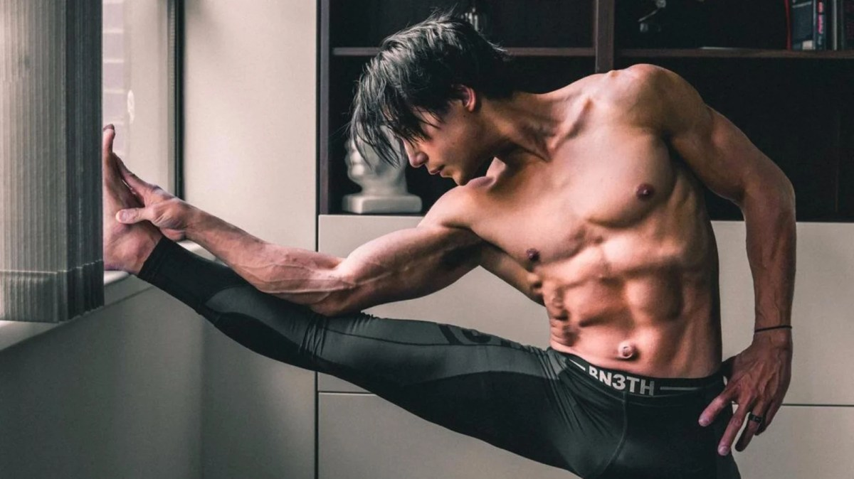 'Mortal Combat' Star Ludi Lin Boasts Benefits Of Plant-Based Diet - Says World Has A 'Meat Addiction'