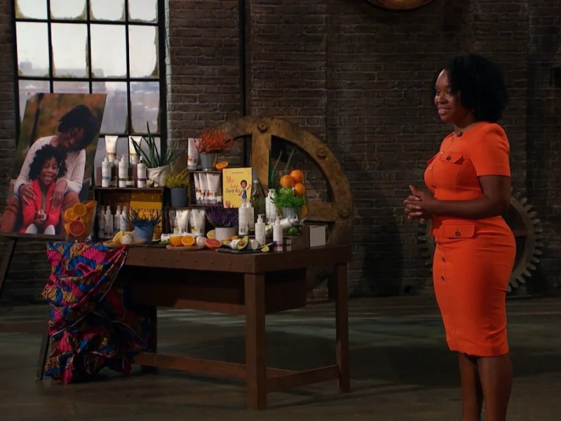 Black-owned vegan haircare business Nylah's Naturals secured investment since appearing on Dragon's Den