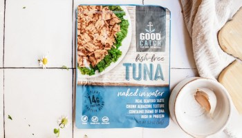 Plant-Based Seafood Brand Secures $26.35 Million In Latest Funding Round