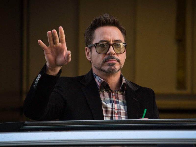 Robert Downey Jr is one of the backers behind vegan bacon brand Atlast Food Co., who secured a total $40 million investment