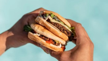 AKUA launches the 'world's first' kelp burger made from sustainable seaweed