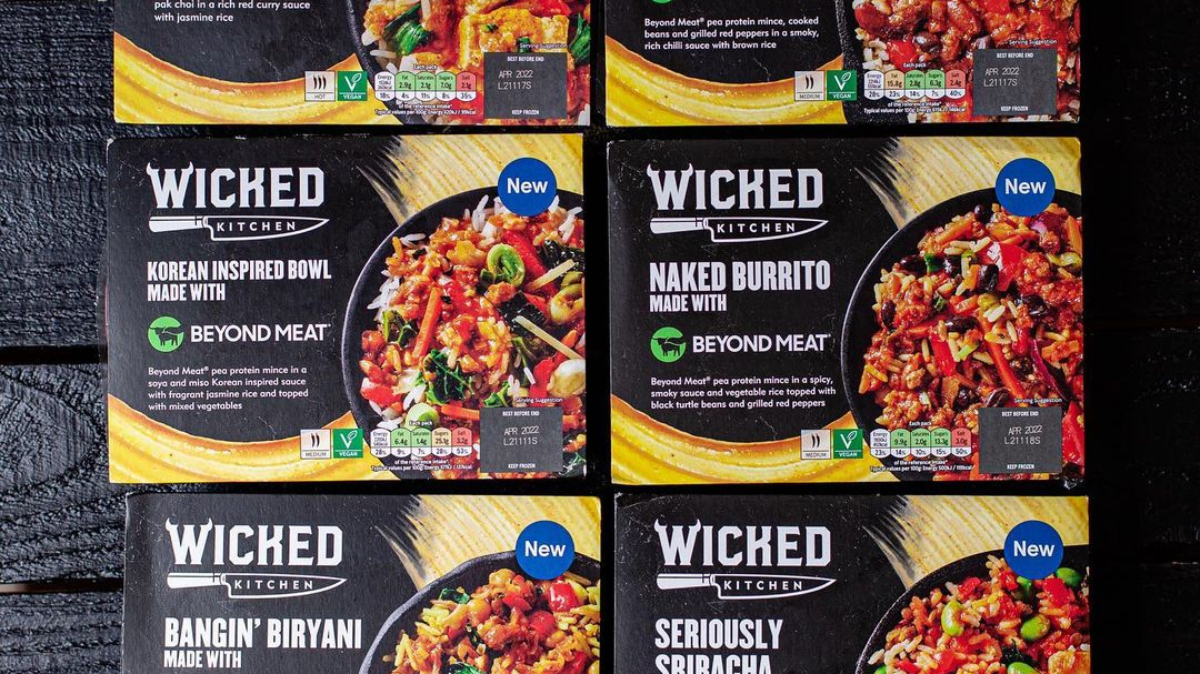 Wicked Foods partners with Beyond Meat to launch vegan ready meals in the UK