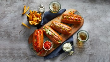 Aldi Launches Plant-Based BBQ Range As Nearly Half Of Brits 'Don't Know How To Cater For Vegans'