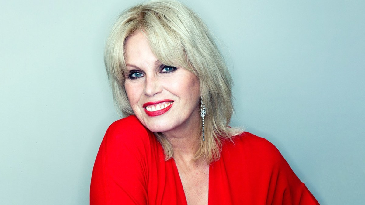 Joanna Lumley Says She Never Eats Meat Or Fish
