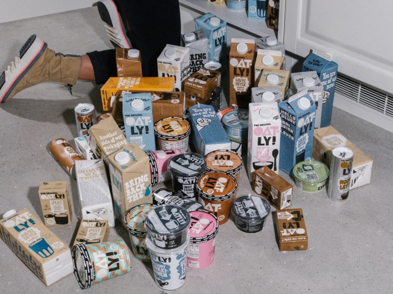 Oatly Shares Soar 18% Following Highly-Anticipated Stock Market Debut