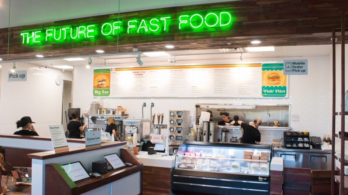 Vegan Fast-Food Chain Confirms Expansion After Landing $7.5 Million In Latest Investment Round