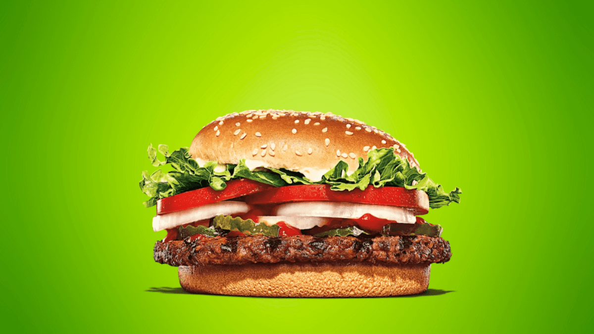 Burger King Singapore Launches Plant-Based Whopper Following High Demand