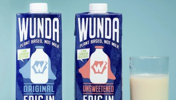 Nestle is set to launch its Wunda plant-based pea milks in the UK and Ireland later this month