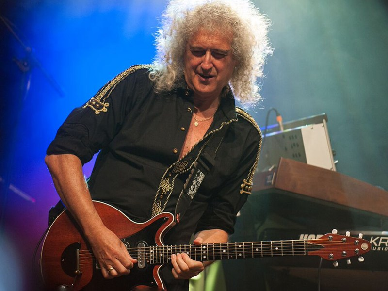 Brian May Told To Eat Animal Products Following Heart Attack - Says He's 'Gradually' Returning To Veganism