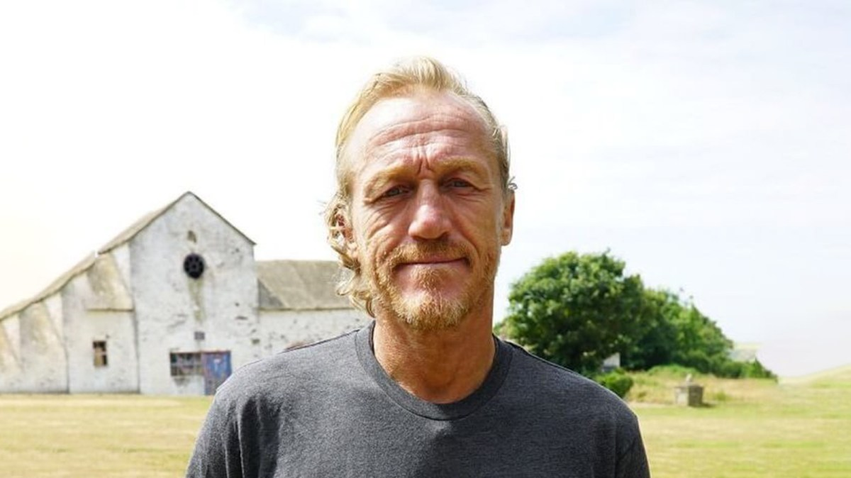 Jerome Flynn Joins Legal Action Against UK To Ban Factory Farming