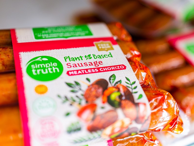 Australia Launches Senate Inquiry Into Potential Ban On Plant-Based 'Meat' Labels
