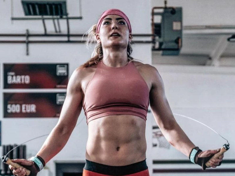 The top 3 Crossfit champions in a competition in Germany are all vegan