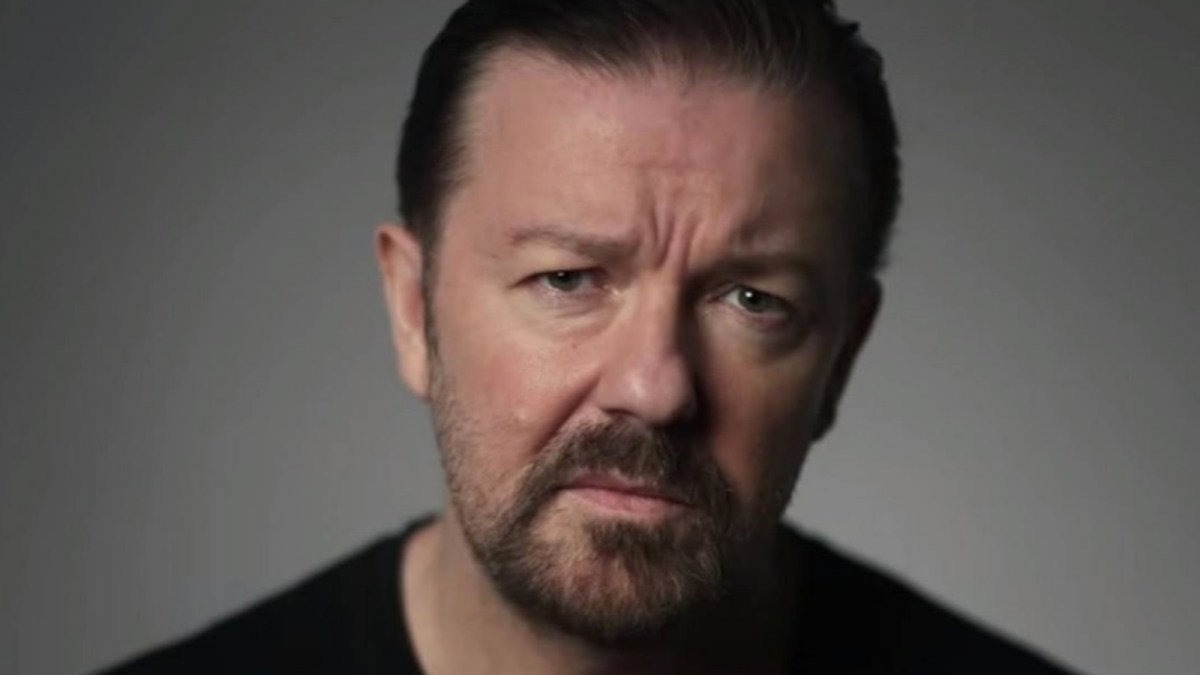 Ricky Gervais Calls For Ban On 'Terrifying' Animal Testing In The UK