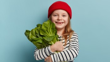 Vegan children have healthier hearts but face 'growth risk' says major study
