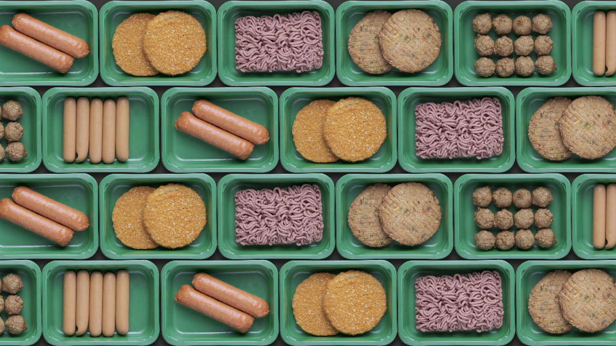 New study finds positive results for plant based meat alternatives on the gut microbiome