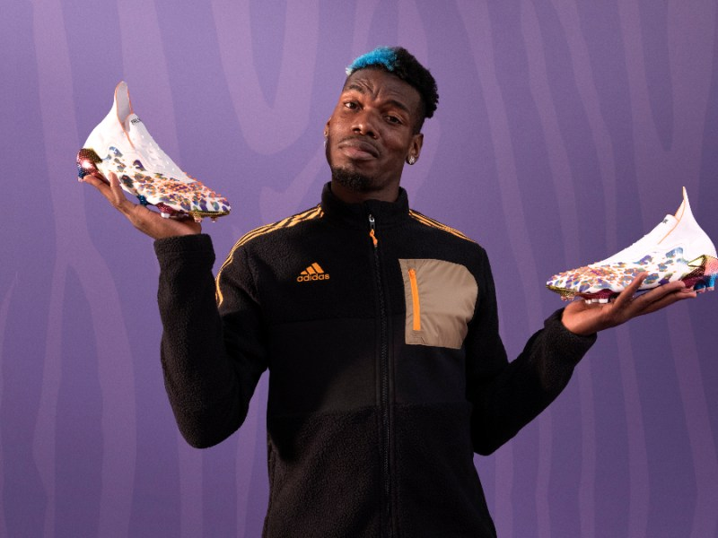 Paul Pogba launches vegan football boot with Stella McCarntey and Adidas