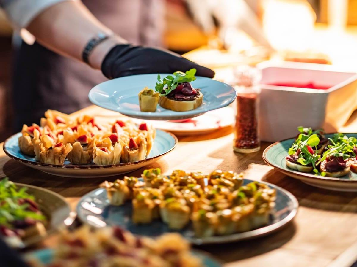 Sodexo UK&I Commits To Making A Third Of Its Meals Vegan By 2025