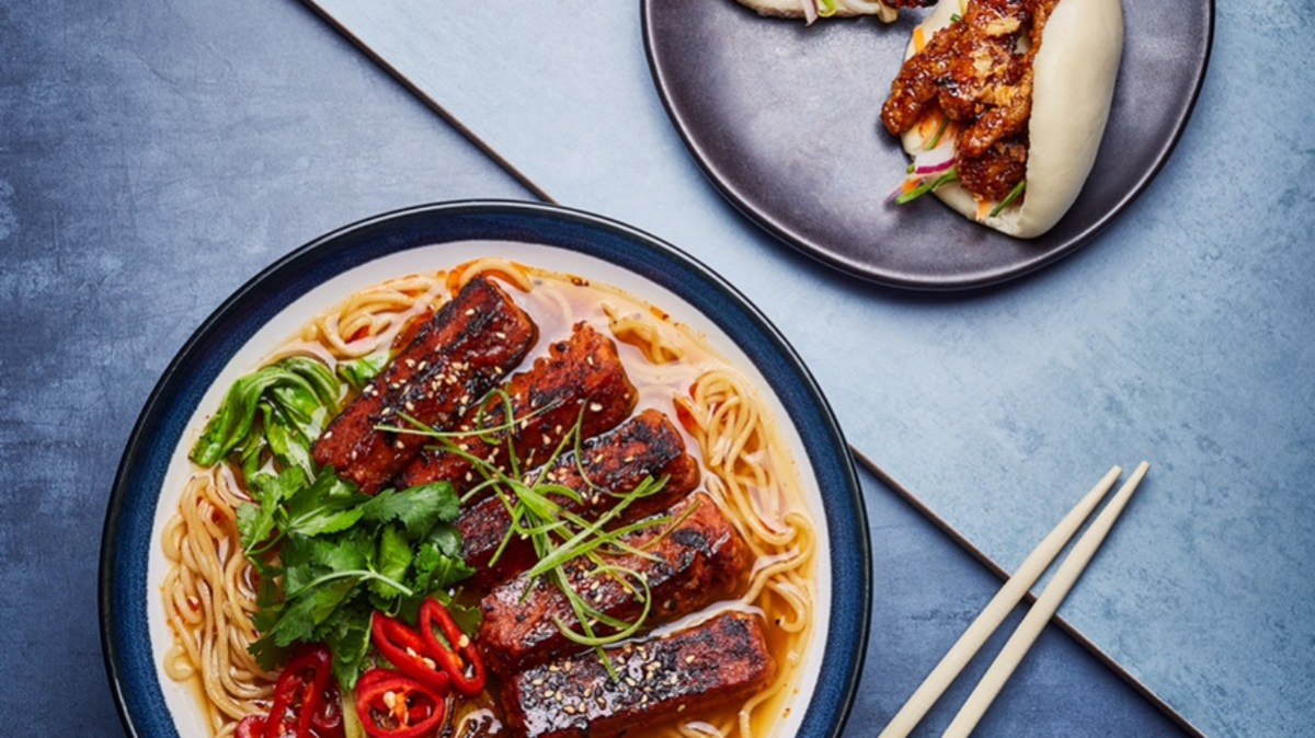 Wagamama rolls out autumn menu, with more than half vegan