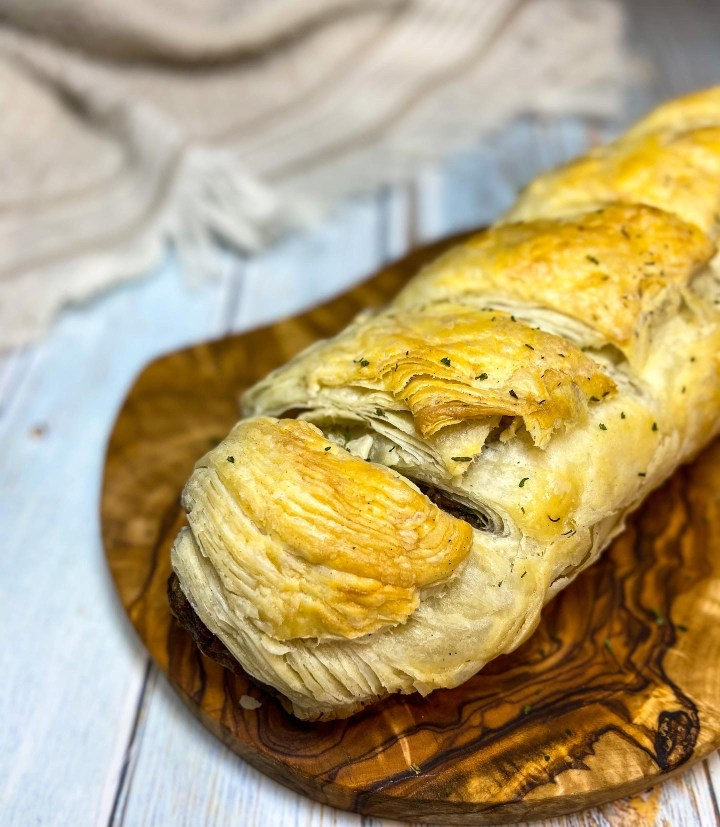 vegan sausage roll