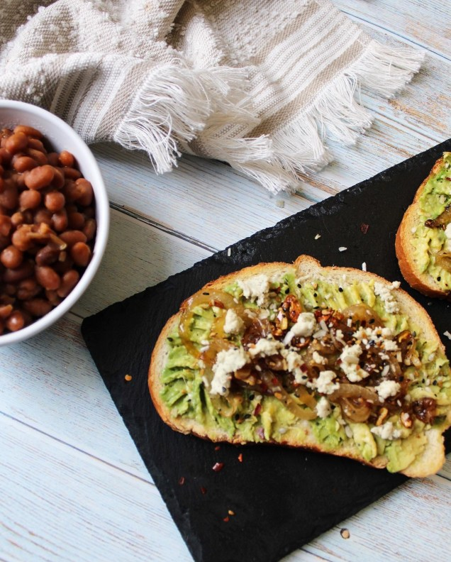 the best avocado toast