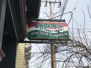 Cybelle's Front Room Pizza Vegan Pop-up
