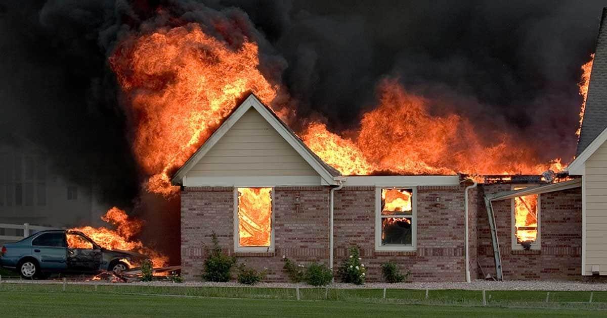 7 Potential Hidden Fire Hazards At Home