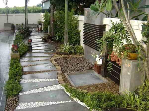 garden path ideas great ways