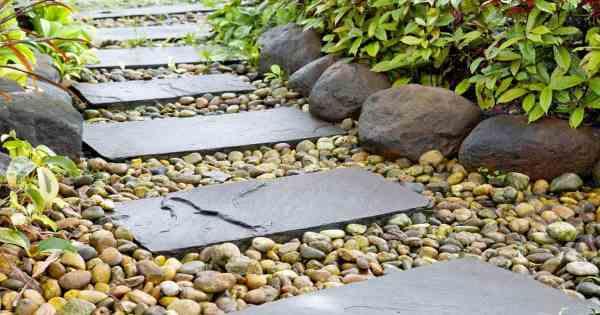 garden stone choose