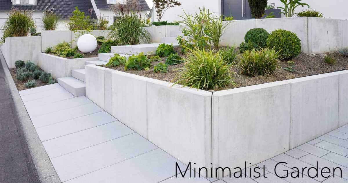 7 Steps For Creating A Relaxing Minimalist Garden