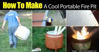 Backyard Portable Fire Pit - talentneeds.com