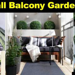 Bedroom Hanging Chair Uk Lazy Boy Chairs On Sale 10 Small Balcony Garden Ideas: How To Dress Up Your