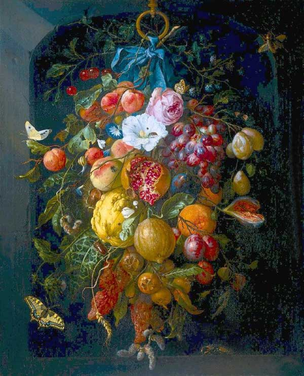 Festoon-of-Fruit-and-Flowers