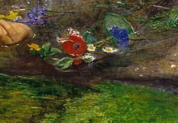 ophelia daisies