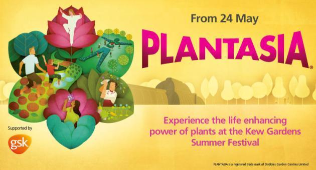 Kew Plantasia