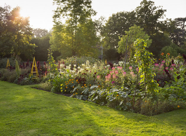 Osterley House National Trust garden