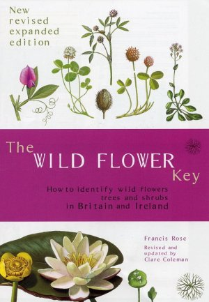 Francis Rose Wild Flower Key