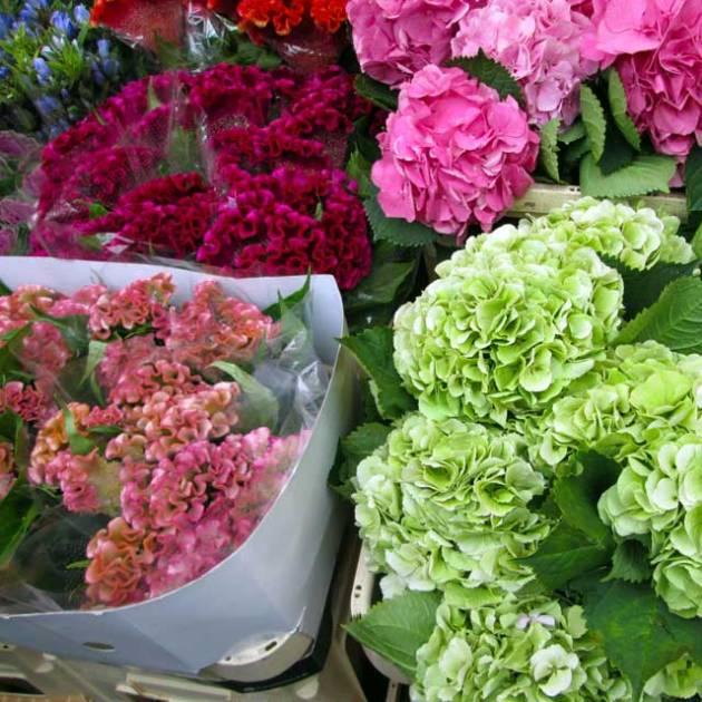 Columbia Road Market